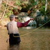 Fly-Fishing Introduction or Guided Fishing Trip