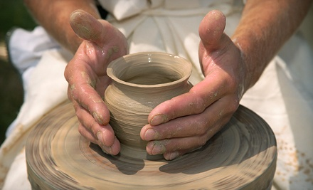 Introduction to Clay Class for 2 (a $150 value) - Timmy Hord Studio in Charlotte