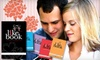 """The I Like Book - Green Bay: $12 for The """"I Like Book"""" for Couples Including Shipping from The I Like Book ($25.45 Value)"""