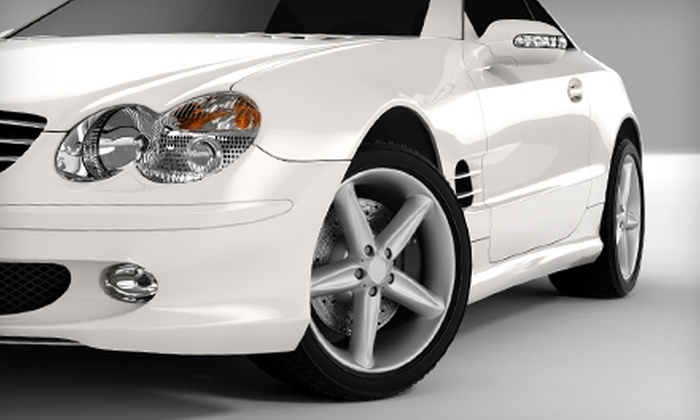Main Auto Spa - Blacksburg: $50 for Complete Detail Package ($100 Value) or $12 for Body Shield Package ($24 Value) at Main Auto Spa