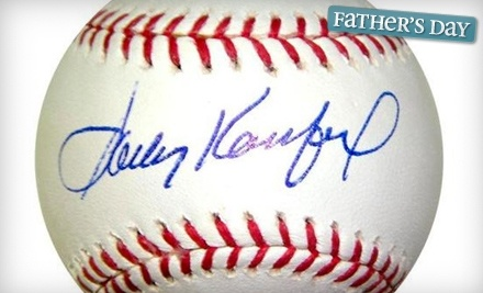 $50 Groupon to Palm Beach Autographs - Palm Beach Autographs in Palm Beach Gardens