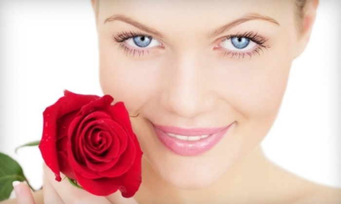 Aniko's Hungarian Skin Care and Spa - North Fayette: $50 for 30-Minute Facial, Lip Treatment, and Eyebrow Wax at Aniko's Hungarian Skin Care and Spa and $10 Worth of Sweets at Cafe Chocolade in Oakdale ($100 Value)
