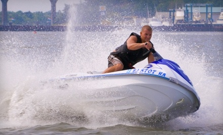 East Coast Jet Ski: 45-Minute Individual Jet-Ski Rental - East Coast Jet Ski in Cape May