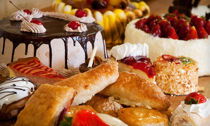 Rico Bakery & Café - Miami: 25-Person Party Package or $15 for $30 Worth of Baked Goods from Rico Bakery & Café