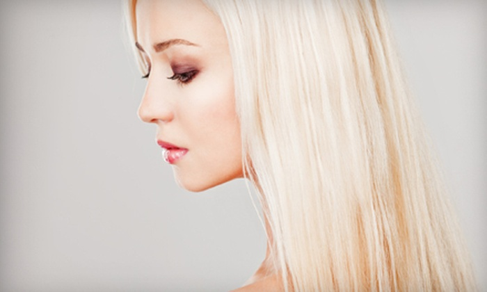 Studio D by Dejan Dimkovski - Wicker Park,Goose Island,West and Near West Side: Full Keratin Treatment with Option for Haircut at Studio D by Dejan Dimkovski (Up to 67% Off)
