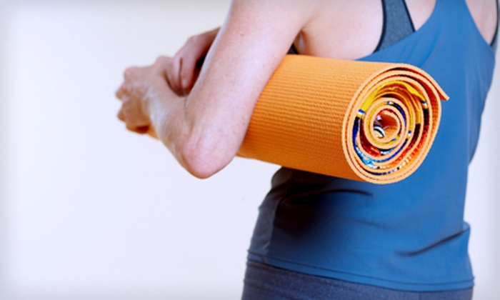 Breathing Space - Terry Sanford: $25 for Six Yoga Classes at Breathing Space in Fayetteville ($50 Value)