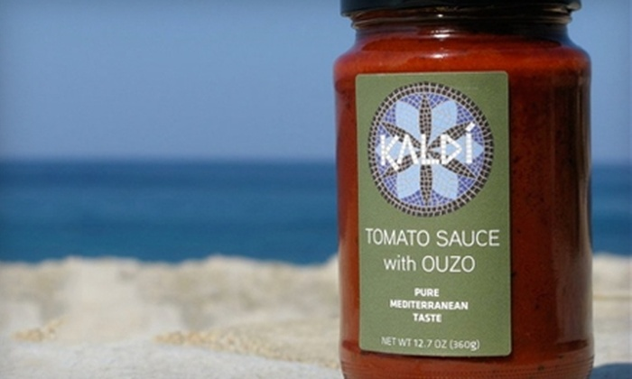 Kaldi: $25 for $50 Worth of Olive Oils and Tomato Sauces from Kaldi
