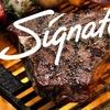 Half Off Fine Dining at Signatures
