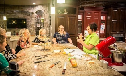 $899 for BYOB Three-Hour, Customized Cooking Class for Up to Five at Einstein's Kitchen, LLC ($1,500 Value)