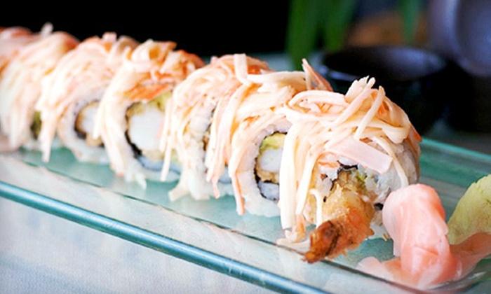 Bangkok Thai & Sushi - Algonquin: $10 for $20 Worth of Thai Cuisine at Bangkok Thai & Sushi in Algonquin
