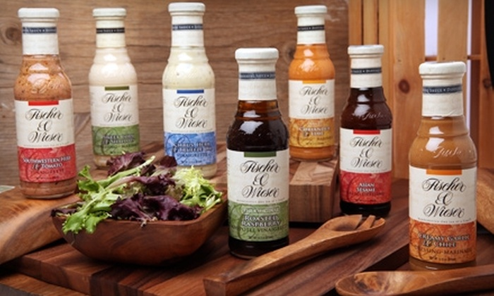 Fischer & Wieser Specialty Foods: $15 for $30 Worth of Specialty Foods and Condiments from Fischer & Wieser Specialty Foods