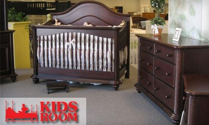 Kids Room - Evansville: $35 for $75 Toward a Crib or Bed at Kids Room