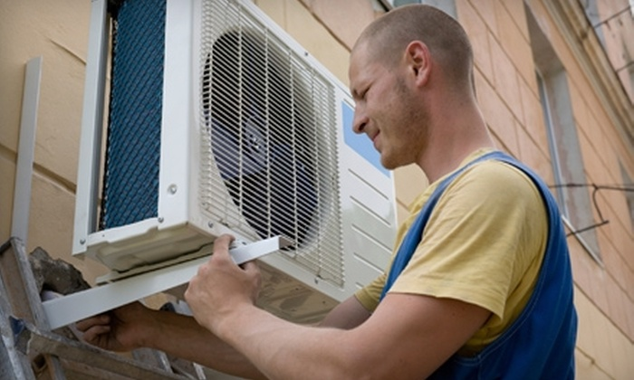 72 Degrees Air Conditioning & Heating - Multiple Locations: $60 for Air-Conditioning Checkup from 72 Degrees Air Conditioning & Heating ($129 Value)