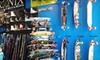 Riptank Boardshop - North Overton: $19 for $40 Worth of Board-Sport Apparel and Gear at Riptank Boardshop