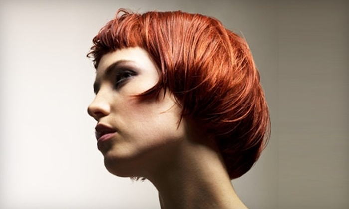 Rosario Acquista Salon - New York: $100 for a Haircut from Rosario ($200 Value) or $150 for Full Highlights from Santino ($300 Value) at Rosario Acquista Salon