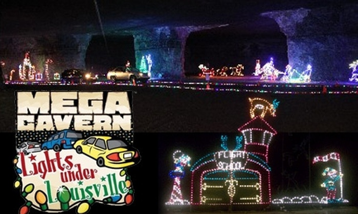 40% Off Light Under Louisville - Louisville Mega Cavern | Groupon