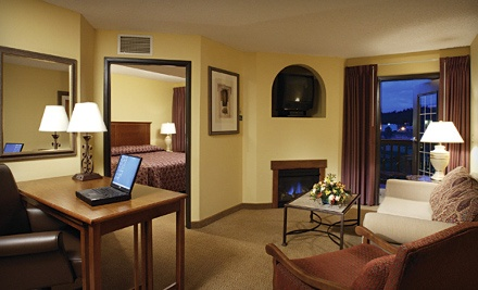 2-Night Stay in a Deluxe-Double-Queen Room Plus Breakfast (a $364.66 value) - The Lodge at Sierra Blanca in Ruidoso