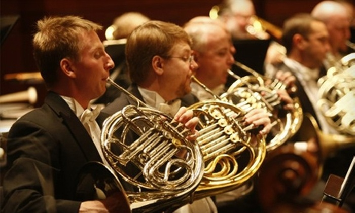 Fort Worth Symphony Orchestra - Downtown Fort Worth: $25 for One Ticket to the Cherish the Ladies Performance with the Fort Worth Symphony Orchestra (Up to $62 Value)