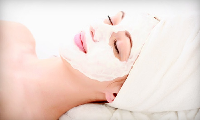 Heavenly Massage - Multiple Locations: $59 for Any Facial Service at Heavenly Massage (Up to $120 Value)