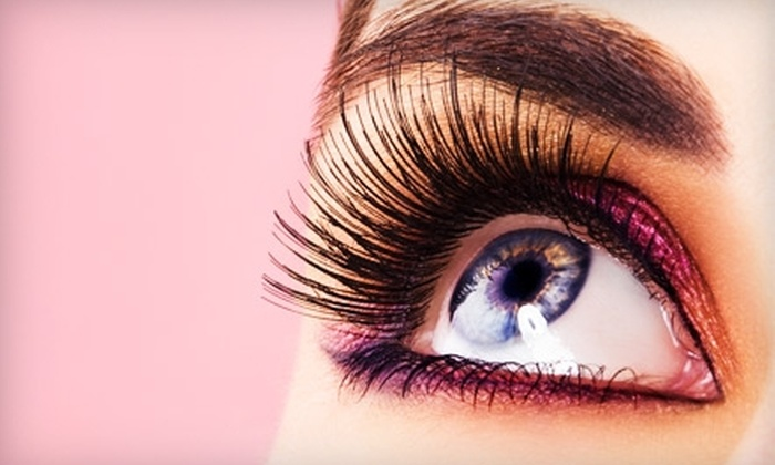Misty Eyed Hair & Make-Up Design - St Catharines-Niagara: Partial or Full Set of Eyelash Extensions at Misty Eyed Hair & Make-Up Design