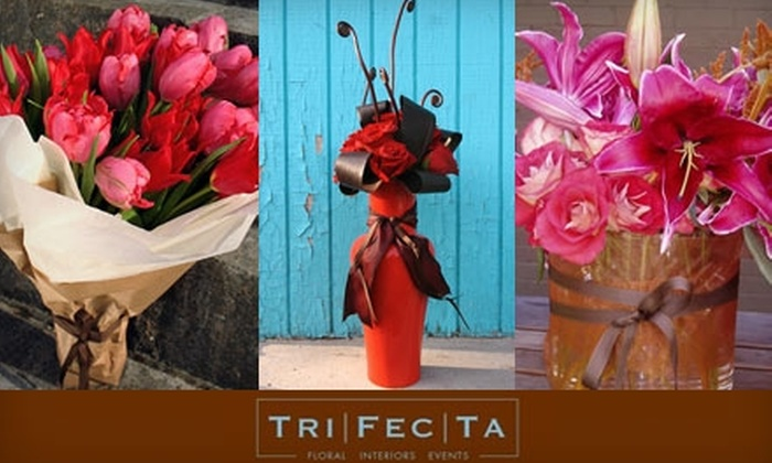 TriFecTa - Sugar House: $20 for $45 Worth of Floral Arrangements and Gifts at TriFecTa