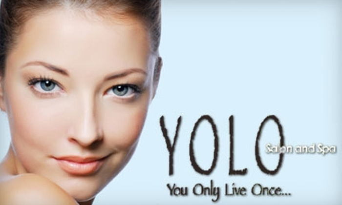 Yolo Salon and Spa - Winter Park: $35 for Spa Services at Yolo Salon and Spa (Up To $85 Value)