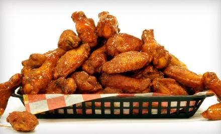 $25 Groupon to The Penalty Box Sports Bar and Grill - The Penalty Box Sports Bar and Grill in Round Rock