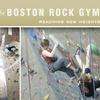 Half Off at Boston Rock Gym