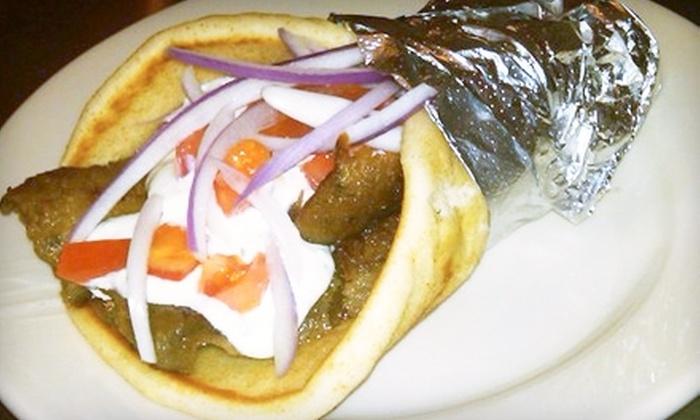 Baby Greek's Restaurant - Novi: $7 for $15 Worth of Greek and American Fare at Baby Greek's Restaurant in Novi