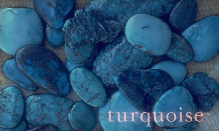 Turquoise Medical Spa - Fairfield: Spa Services at Turquoise Medical Spa. Choose from Three Options.