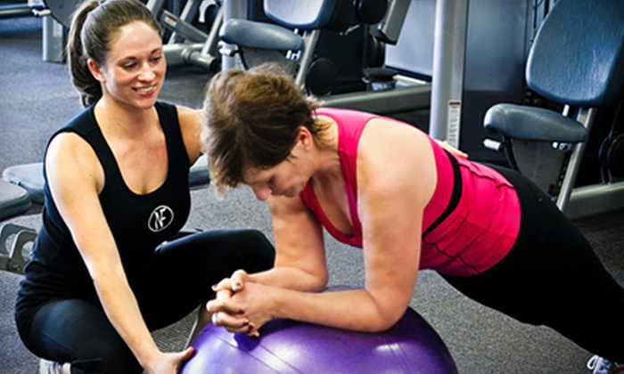 Naples Fitness - Belmont Shore: Personal Training for One or Two at Naples Fitness in Long Beach (Up to 83% Off)