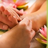 Up to Half Off Foot Spa Session in Madeira