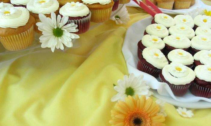 Bert's Bakery - Bert's Bakery: One or Two Dozen Cupcakes at Bert's Bakery (46% Off)