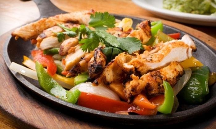 Casa Linda Mexican Restaurant - Multiple Locations: $12 for $25 Worth of Mexican Fare at Casa Linda Mexican Restaurant