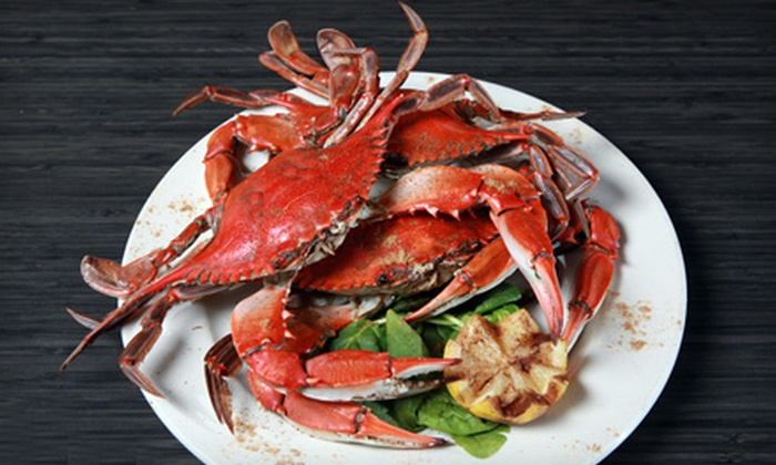 Benny the Bum's - Bustleton: $20 for $40 Worth of Fresh Seafood at Benny the Bum's