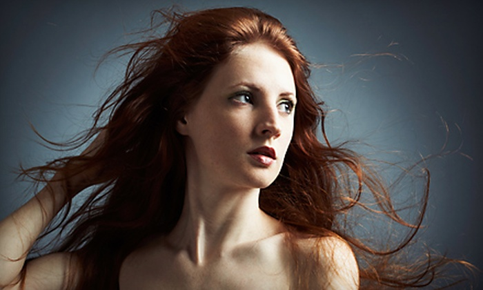 Nikki at Lotus Hair Design - Downtown: Salon Services at Lotus Hair Design (Up to 60% Off). Three Options Available.