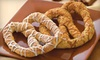 Pretzelmaker - Multiple Locations: $3 for $6 Worth of Pretzels and More at Pretzelmaker. Two Locations Available.