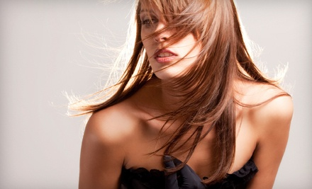 Haircut and Style and a Deep Conditioning Treatment - Beauty by Nature Salon and Spa in Green Bay