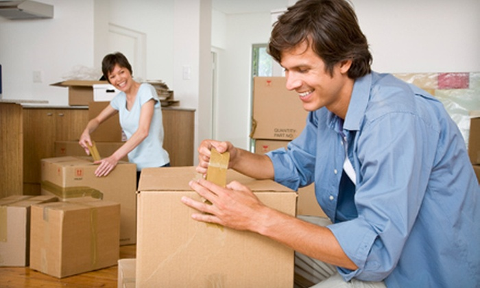 One Source Moving - One Source Moving: $85 for a Two-Hour Moving Service with Two Movers and 17-Foot Truck Rental from One Source Moving ($175 Value)