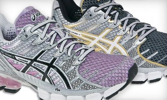 Running Center - Carlsbad: $25 for $50 Worth of Running Shoes, Apparel, and Accessories at Running Center in Carlsbad