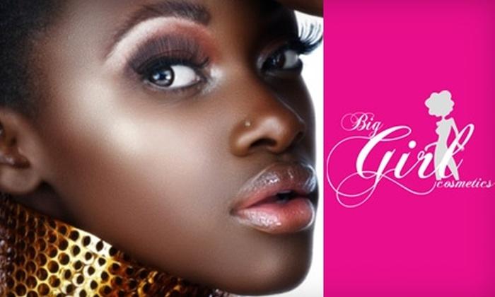Big Girl Makeup Bar & Spa - Hyde Park: $57 for a Vitamin C Facial with Collagen Eye Treatment at Big Girl Makeup Bar & Spa