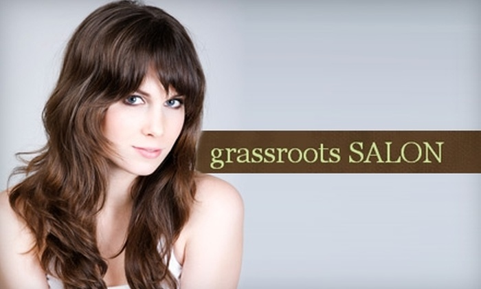 Grassroots Salon - Lafayette: $30 for $60 Worth of Beauty Services at Grassroots Salon