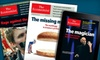 """The Economist Newspaper: $79 for 51-Week Digital Subscription to """"The Economist"""" ($137.19 Value)"""