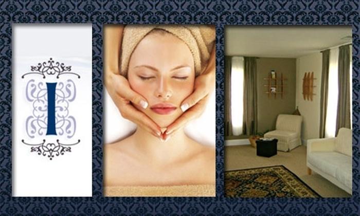 Indigo Blue Skin Studio - Multiple Locations: $37 Customized Facial at Indigo Blue Skin Studio ($80 Value)