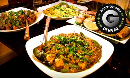 $20 Groupon to Little India Restaurant - Little India Restaurant in Denver
