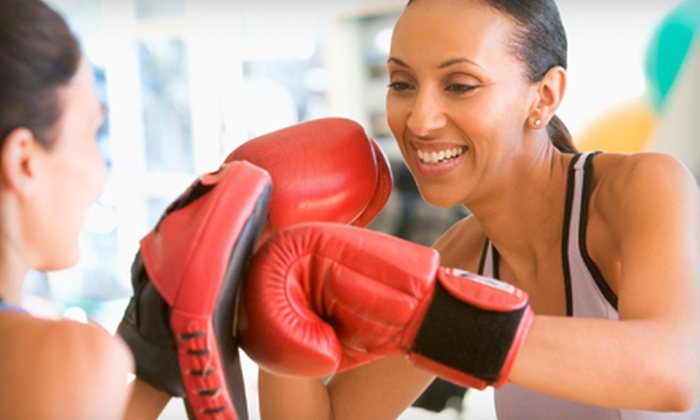 The Ring Boxing Club - Allston: $69 for One-Month Membership and Pair of Boxing Gloves at The Ring Boxing Club (Up to $348 Value)
