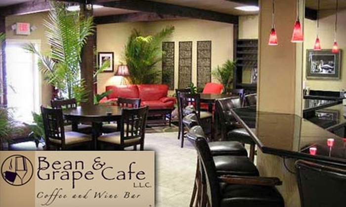 Bean & Grape Cafe - South College: $10 for $20 Worth of Wine and Bistro Fare at Bean & Grape Cafe