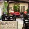 $10 for Fare at Bean & Grape Cafe