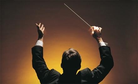 Fayetteville Symphony Orchestra on Sat., Apr. 30 at 7:30PM - Fayetteville Symphony Orchestra in Fayetteville