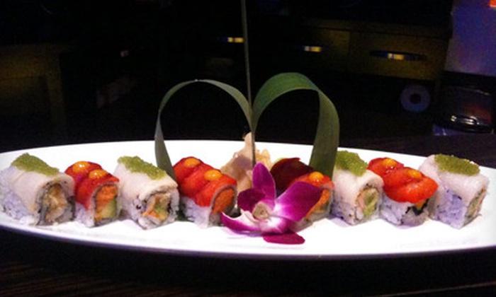 Okinawa Sushi - Omaha: $8 for $16 Worth of Asian Cuisine and Beverages at Okinawa Sushi